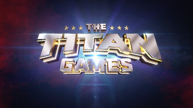 "THE TITAN GAMES -- Pictured: ""The Titan Games"" logo -- (Photo by: NBC)"