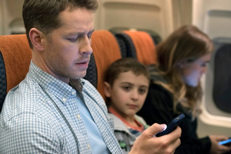 "MANIFEST -- ""Pilot"" Episode 101 -- Pictured: Josh Dallas as Ben Stone -- (Photo by: Virginia Sherwood/NBC/Warner Brothers)"