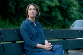 """THE SINNER -- """"Part V"""" Episode 205 -- Pictured: Carrie Coon as Vera Walker -- (Photo by: Peter Kramer/USA Network)"""