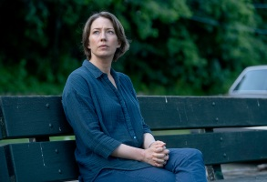 "THE SINNER -- ""Part V"" Episode 205 -- Pictured: Carrie Coon as Vera Walker -- (Photo by: Peter Kramer/USA Network)"