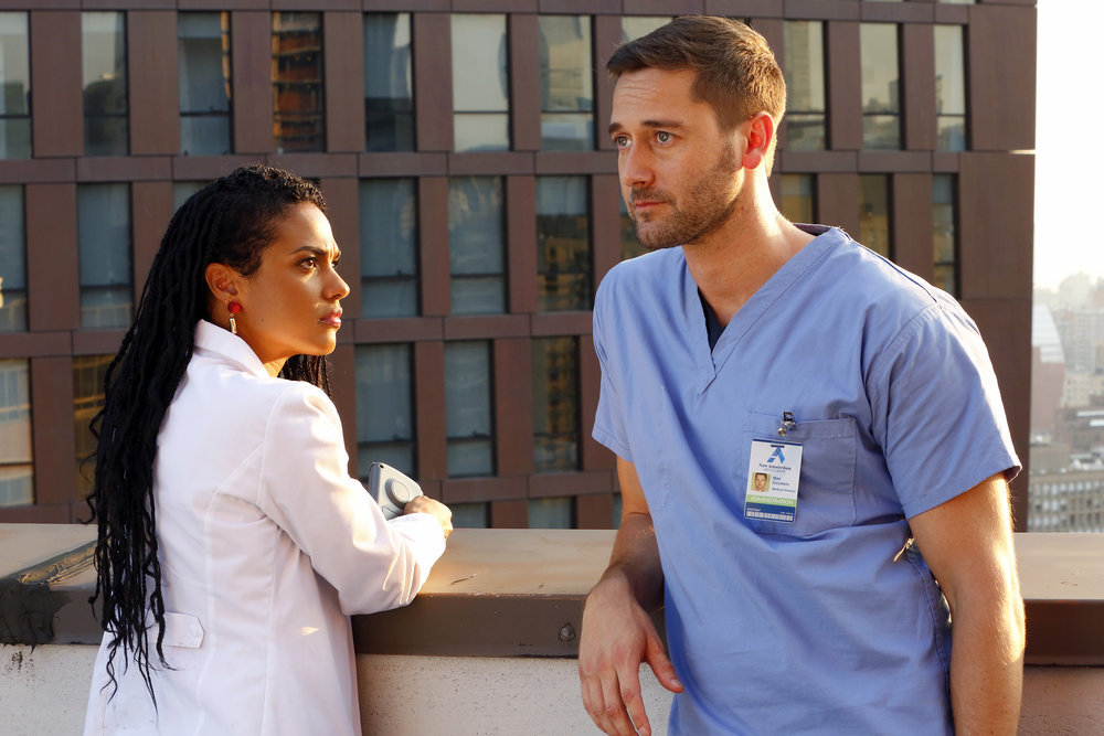 New Amsterdam Review Nothing New And Plenty To Damn On Nbc Med