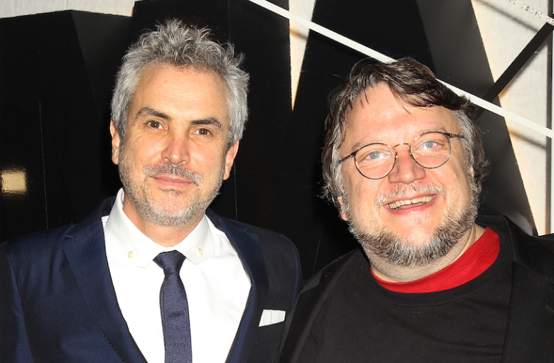 How Guillermo del Toro Convinced Alfonso Cuarón to Direct
