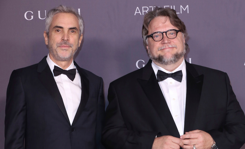 Guillermo del Toro on 'Roma': Alfonso Cuarón's New Film Is 'One of My Top 5 Movies of All-Time'