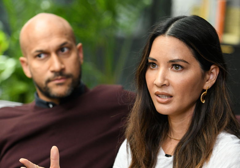 Olivia Munn Says 20th Century Fox 'Chastised' Her For