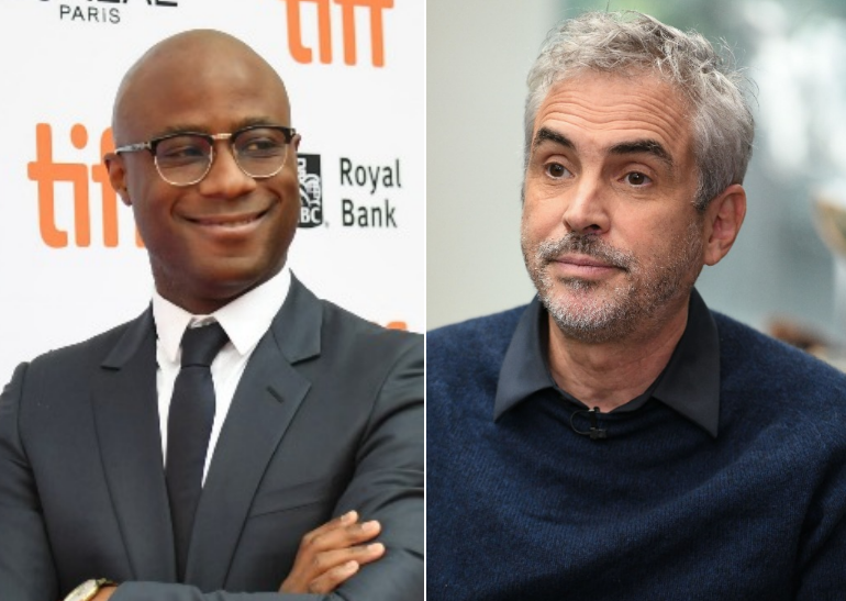 Barry Jenkins and Alfonso Cuarón