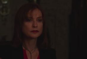"Isabelle Huppert in ""The Romanoffs"""