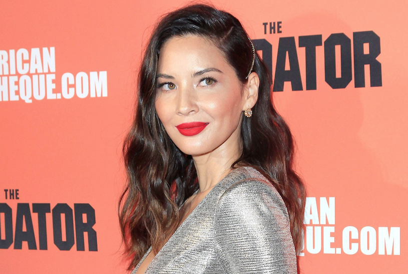 Olivia Munn Criticizes Quentin Tarantino for 'Pushing Past' Abusive Behavior Without 'Earning' It