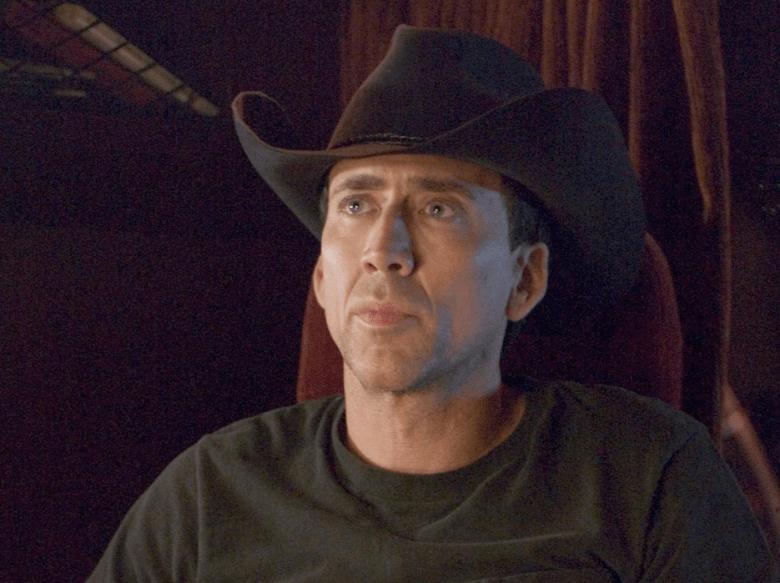 """Nicolas Cage, """"Ghost Rider"""""""
