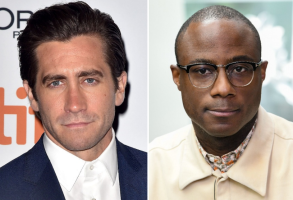 Jake Gyllenhaal and Barry Jenkins