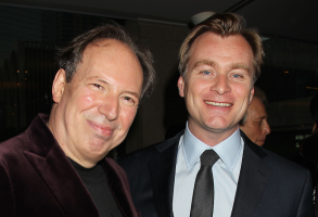 Hans Zimmer and Christopher Nolan