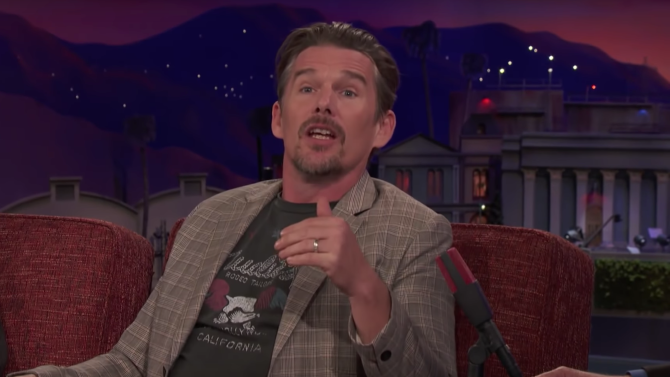 Ethan Hawke Gets Brutally Honest About Turning Down