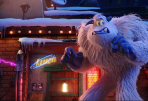 Smallfoot channing tatum