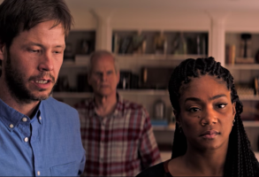 The Oath Tiffany Haddish Ike Barinholtz