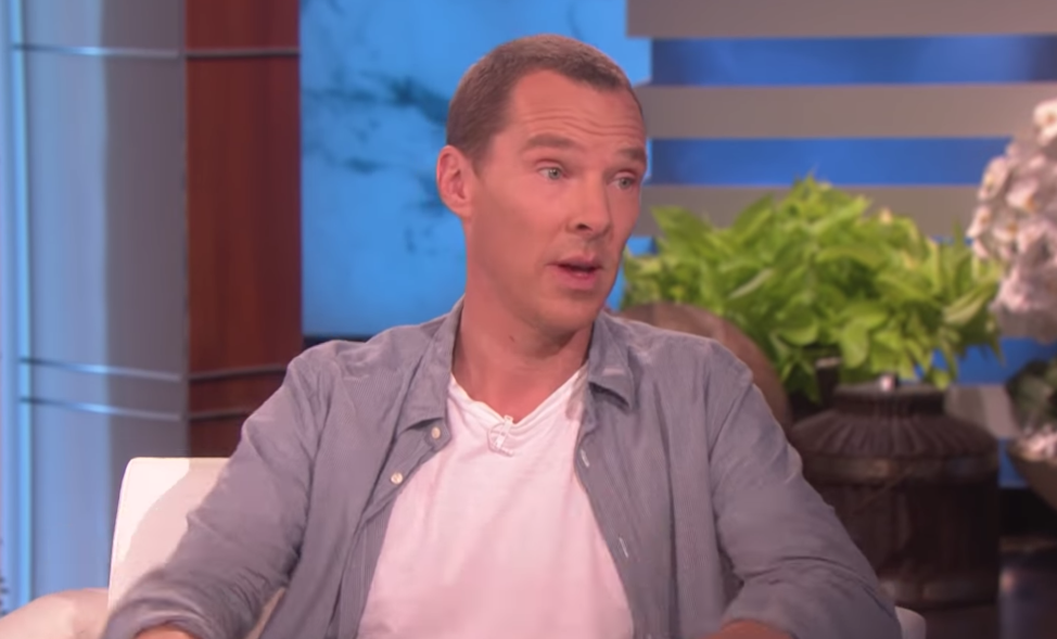 Benedict Cumberbatch Shares Details of the Night He Saved a Cyclist From Being Attacked by Muggers — Watch