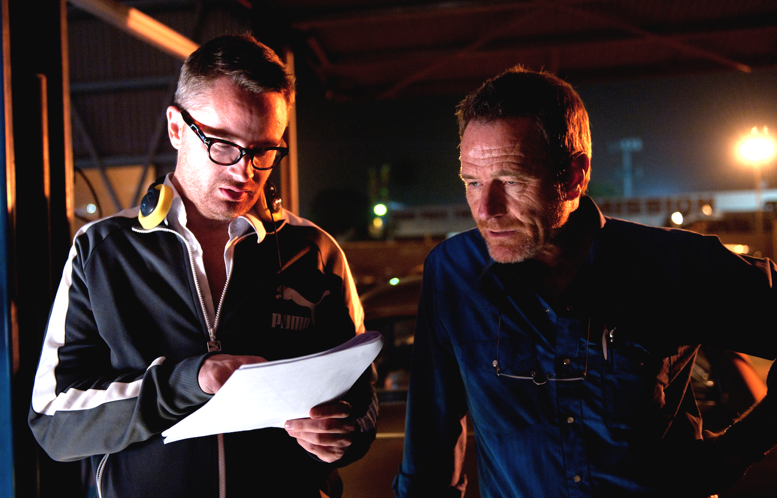 Bryan Cranston Is Responsible for His Shocking 'Drive' Death, Pitched Idea to Refn After Not Liking Original Scene