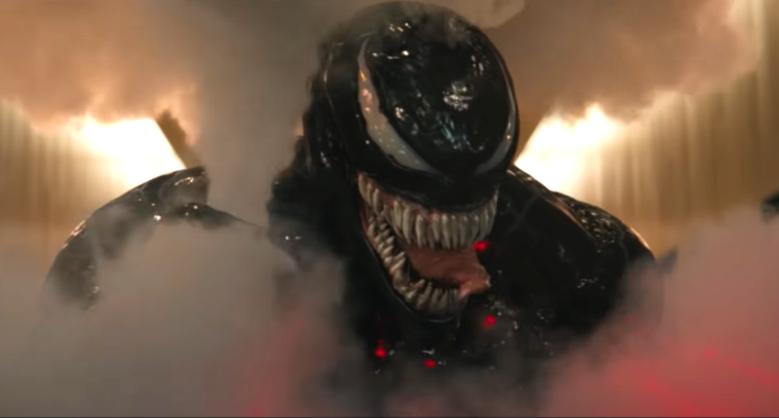 Venom Watch Footage Of Tom Hardy In Action Indiewire