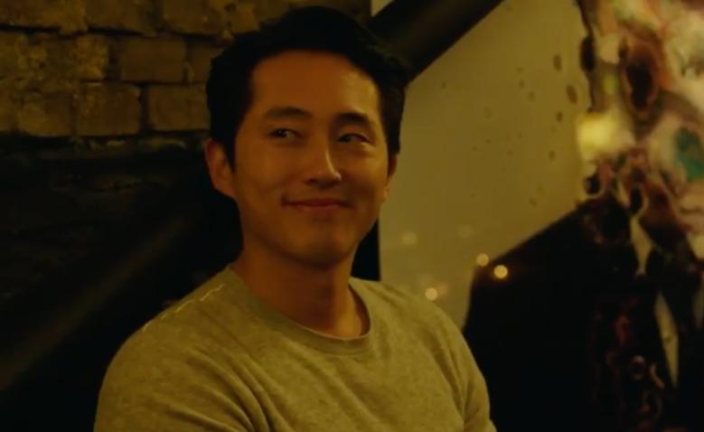 """Steven Yeun in """"Burning"""""""