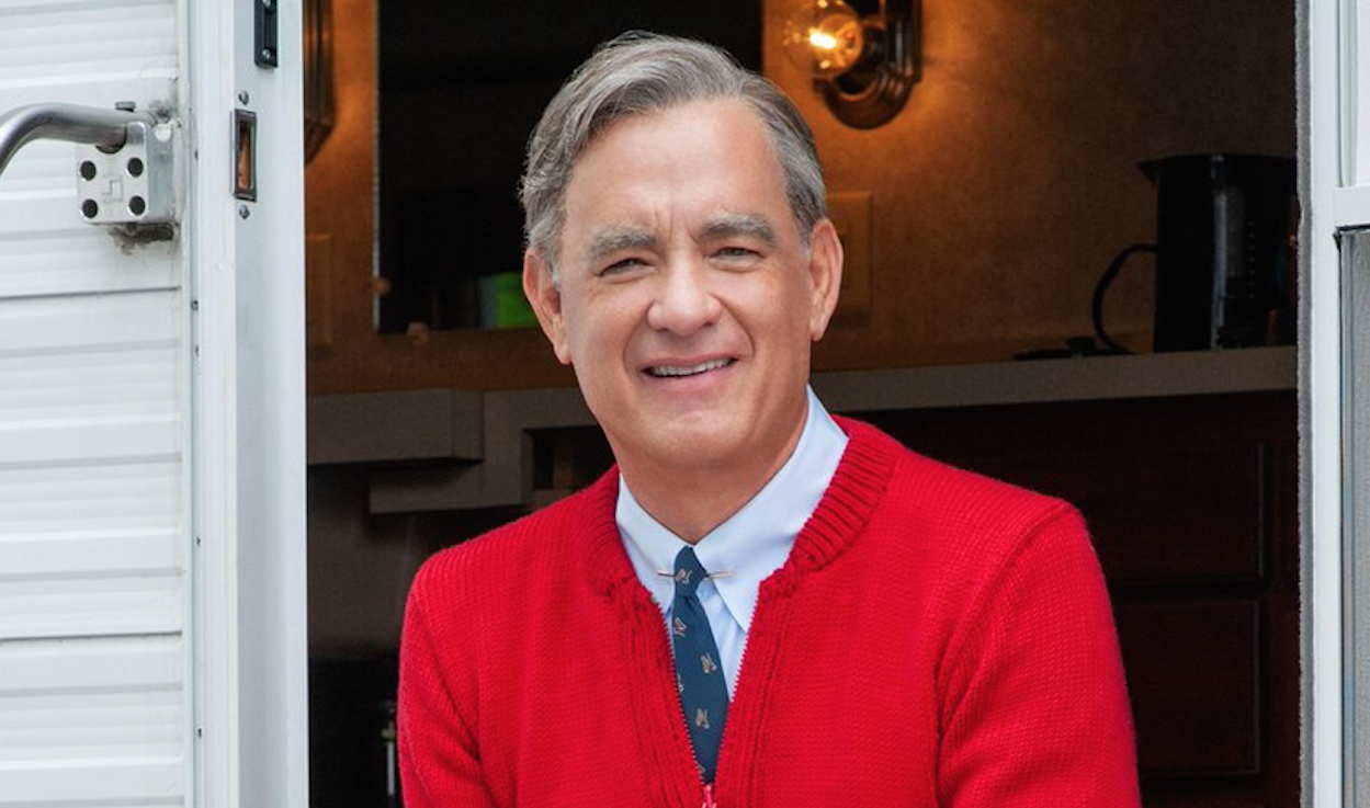 Tom Hanks As Mr Rogers First Look Indiewire