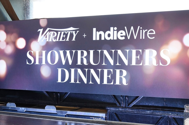 TV Producers Mingle at Variety and