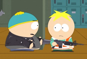 South Park Season 22 Comedy Central Randy