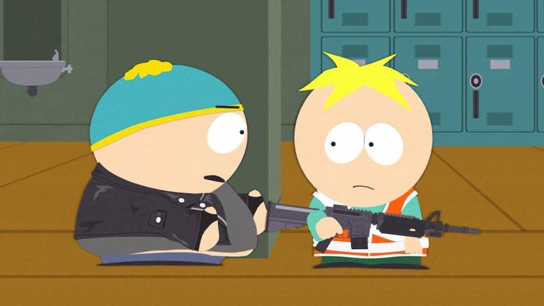 South Park Season 22 Comedy Central Randy
