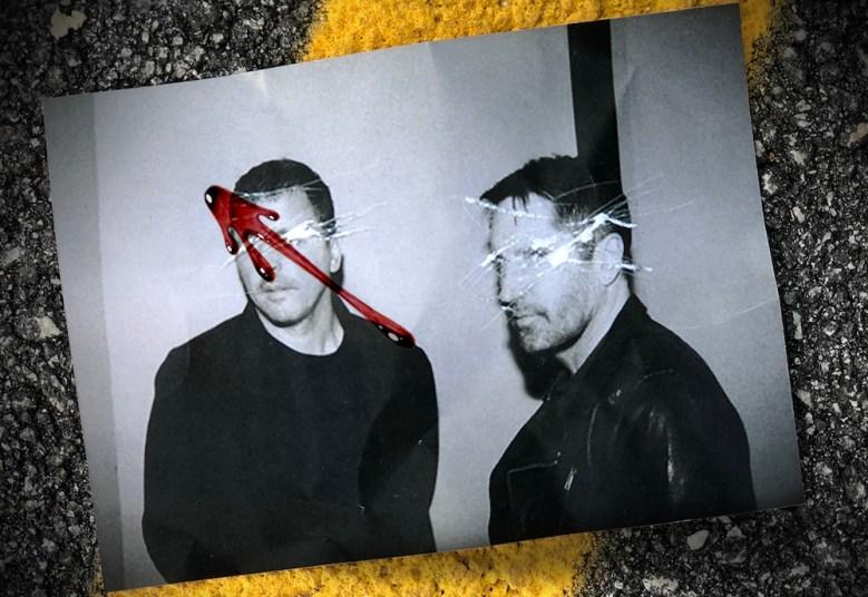 Trent Reznor Atticus Ross Watchmen HBO