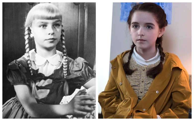 """The Bad Seed"" (1956) and (2018)"