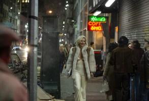 The Deuce Season 2 - Maggie Gyllenhaal street