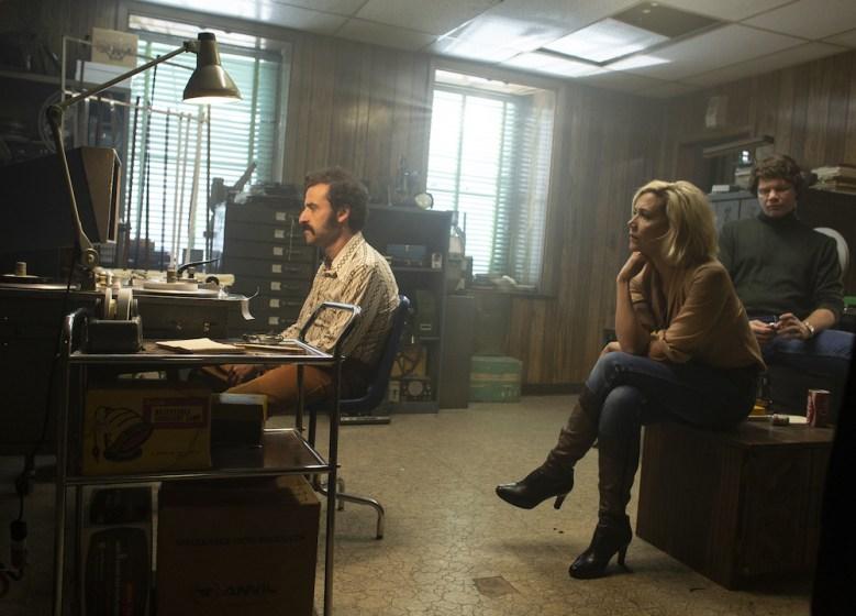 The Deuce Season 2 David Krumholtz, Maggie Gyllenhaal, Jim Parrack HBO