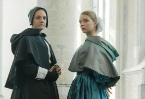 The MiniaturistPicture Shows (from left to right): Marin (ROMOLA GARAI) and Nella (ANYA TAYLOR-JOY) The Miniaturist is a Forge production for the BBC co-produced with MASTERPIECE.For editorial use only.