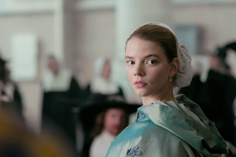 "Anya Taylor-Joy, ""The Miniaturist"""