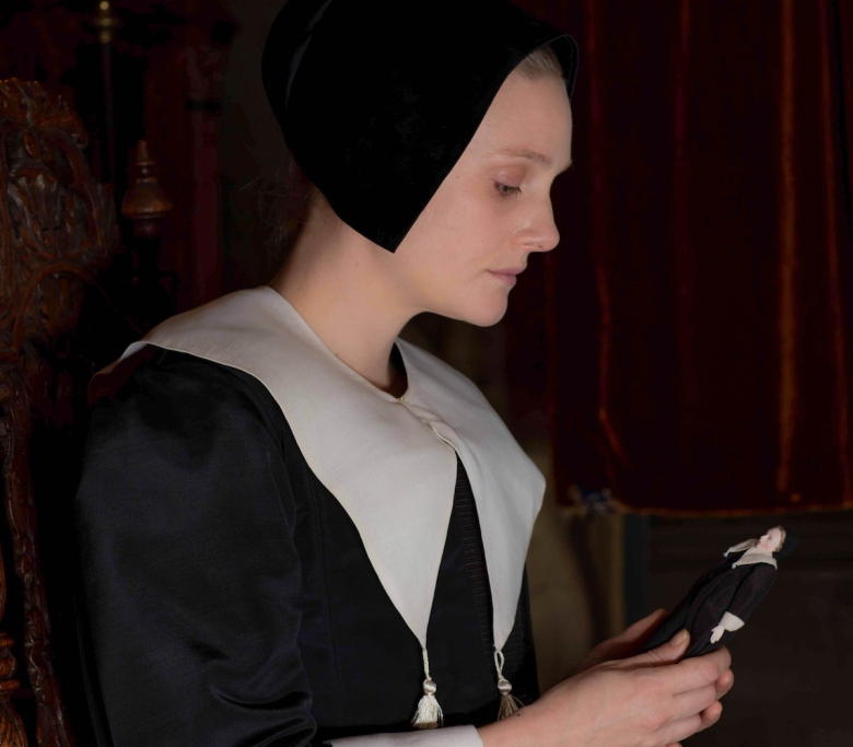"""The Miniaturist""MASTERPIECE on PBSSundays, September 9 - 23, 2018 at 9pm ETShown: Romola Garai as Marin(C) The Forge/Laurence Cendrowicz for BBC and MASTERPIECE"