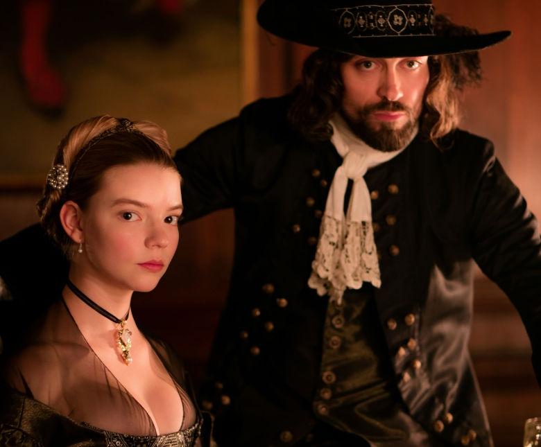 """The Miniaturist""MASTERPIECE on PBSSundays, September 9 - 23, 2018 at 9pm ETShown from left to right: Anya Taylor-Joy as Nella and Alex Hassell as Johannes(C) The Forge/Laurence Cendrowicz for BBC and MASTERPIECE"
