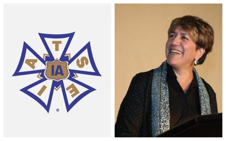 IATSE Local 700 Executive Director Cathy Repola
