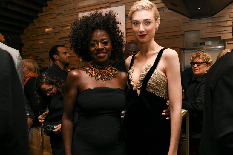 Viola Davis and Elizabeth DebickiVariety and AT and T 'Widows' Party, Toronto International Film Festival, Canada - 08 Sep 2018
