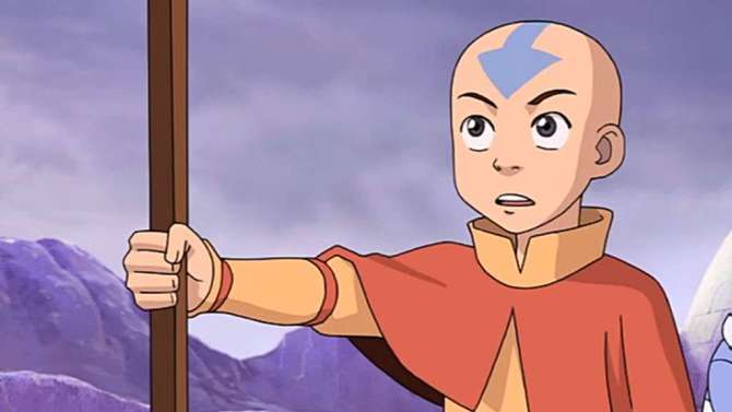 Netflix Reviving 'Avatar: The Last Airbender' as Live-Action Series