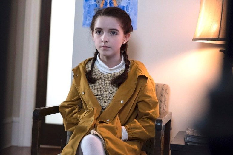 "McKenna Grace, ""The Bad Seed"""