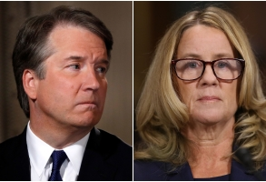 brett kavanaugh christine ford