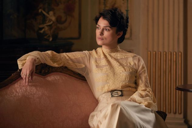 'Colette' Star Keira Knightley Embraces Her