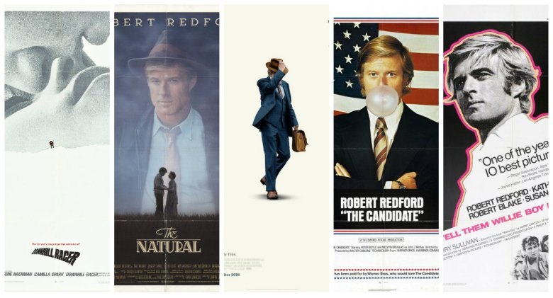 Robert Redford's Career in Movie Posters