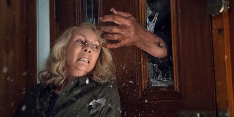 Halloween Review: Jamie Lee Curtis, Tough Survivalist in