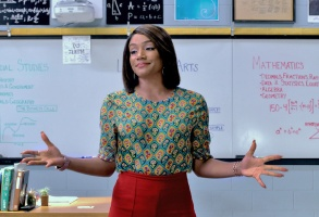 "TIFFANY HADDISH stars in ""Night School,"" the new comedy from director Malcolm D. Lee (""Girls Trip"") that follows a group of misfits who are forced to attend adult classes in the longshot chance they'll pass the GED exam."