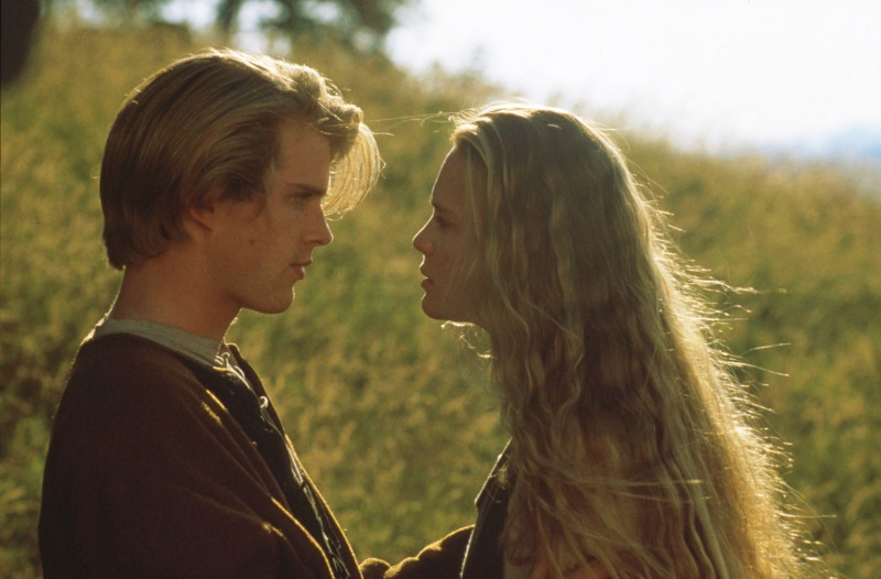 No Merchandising. Editorial Use Only. No Book Cover Usage.Mandatory Credit: Photo by 20th Century Fox/Kobal/REX/Shutterstock (5883489c)Cary Elwes, Robin WrightThe Princess Bride - 1987Director: Rob Reiner20th Century FoxUSAScene StillAction/ComedyPrincess Bride