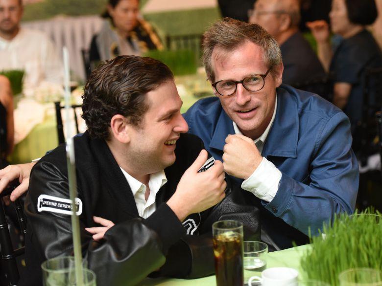 Jonah Hill, Spike JonzeCooper Hewitt's National Design Awards Gala, New York, USA - 20 Oct 2016