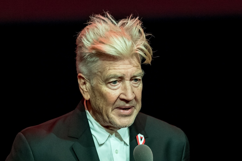 POLAND OUTMandatory Credit: Photo by Tytus Zmijewski/EPA-EFE/REX/Shutterstock (9218834a)David LynchDavid Lynch at the Camerimage 2017, Bydgoszcz, Poland - 11 Nov 2017US filmaker David Lynch attends the Camerimage 2017, the International Movie Festival of the Art of Cinematography, in Bydgoszcz, Poland, 11 November 2017. EPA-EFE/Tytus Zmijewski POLAND OUT