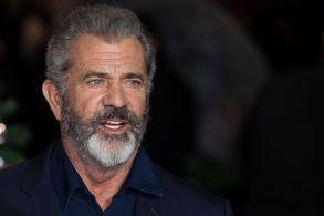 Actor Mel GibsonBritain Daddy's Home 2 Premiere - 16 Nov 2017