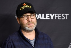 "H. Jon Benjamin, a voice actor in the animated television series ""Bob's Burgers,"" poses at the 34th Annual Paleyfest at the Dolby Theatre, in Los Angeles34th Annual Paleyfest - Bob's Burgers, Los Angeles, USA - 24 Mar 2017"