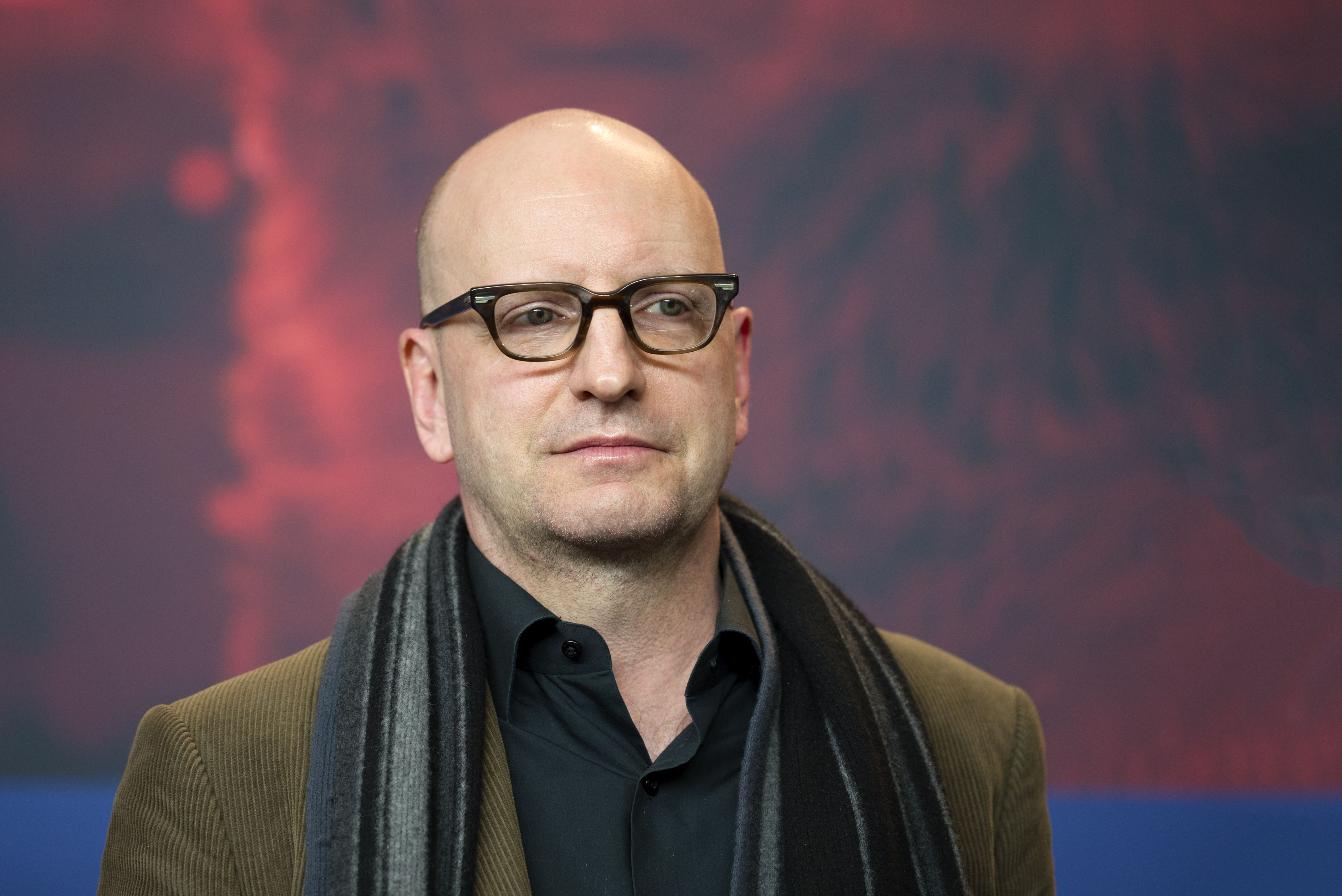 Steven SoderberghPress conference of the film Unsane during the 68.International Film Festival Berlinale, Berlin, Germany - 21 Feb 2018