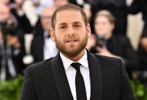 Jonah Hill attends The Metropolitan Museum of Art's Costume Institute benefit gala celebrating the opening of the Heavenly Bodies: Fashion and the Catholic Imagination exhibition, in New York2018 MET Museum Costume Institute Benefit Gala, New York, USA - 07 May 2018