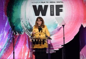 Dr. Stacy L. SmithWomen In Film Crystal and Lucy Awards, Show, Los Angeles, USA - 13 Jun 2018